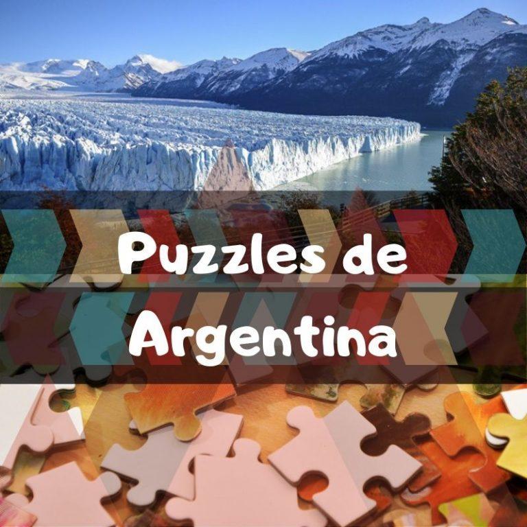 Los mejores puzzles de Argentina