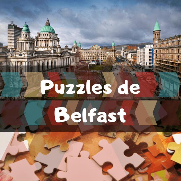 Los mejores puzzles de Belfast