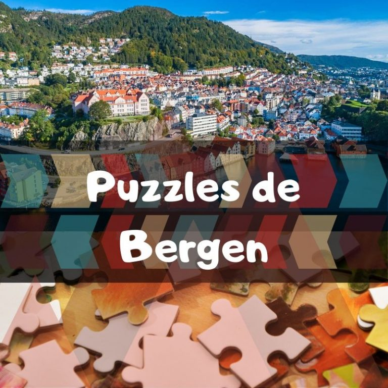 Los mejores puzzles de Bergen