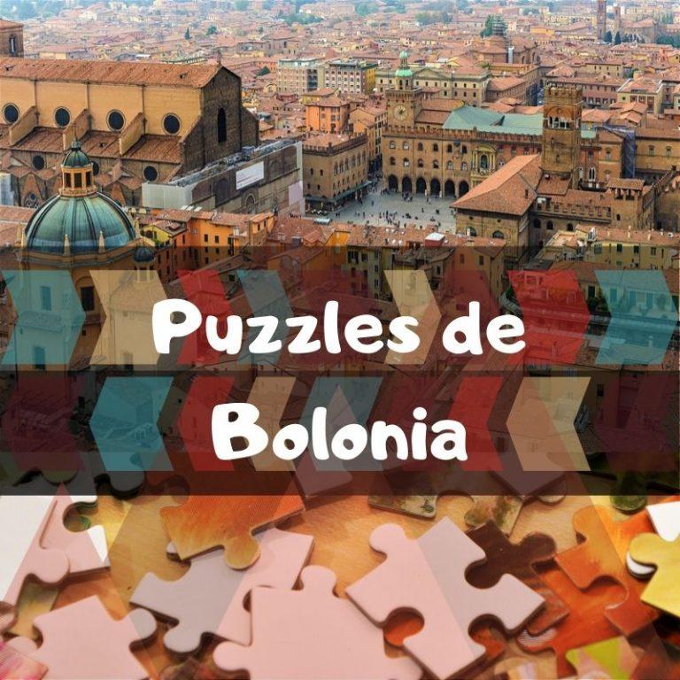Los mejores puzzles de Bolonia