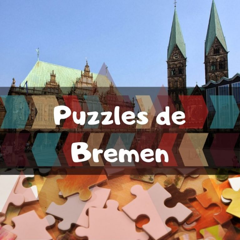 Lee más sobre el artículo Los mejores puzzles de Bremen