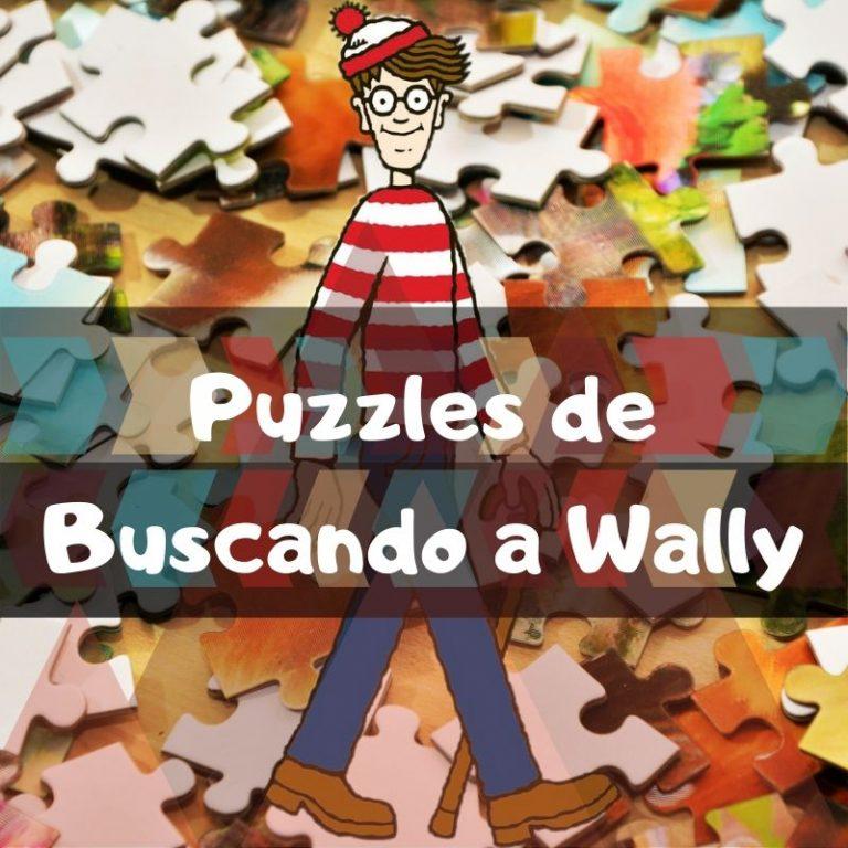 Los mejores puzzles de buscando a Wally