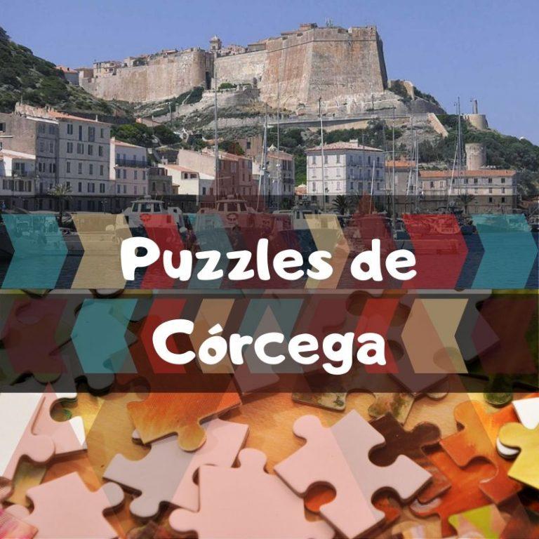 Los mejores puzzles de Córcega