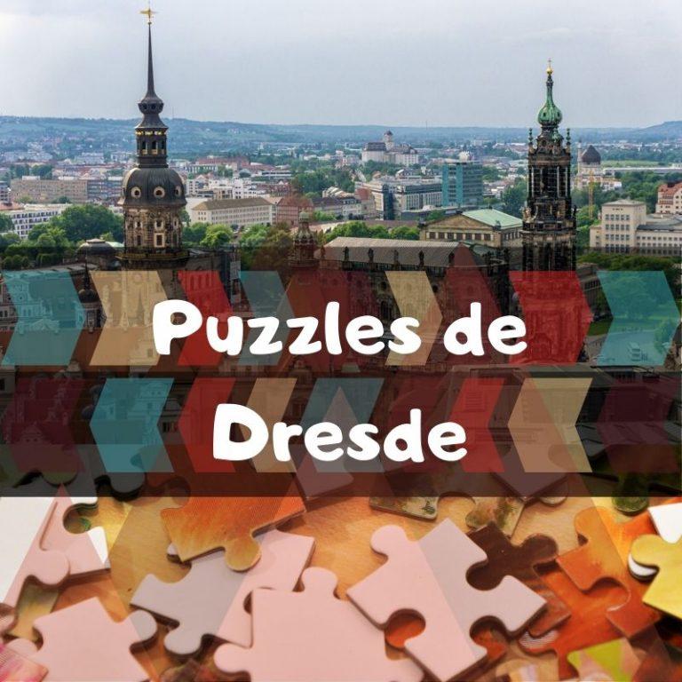 Los mejores puzzles de Dresde