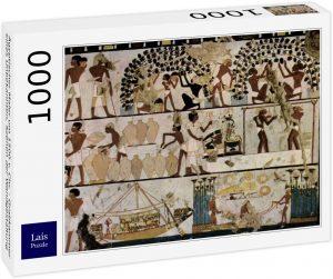 Los mejores puzzles de Egipto - Puzzle de 1000 piezas de Pintor Egipcio