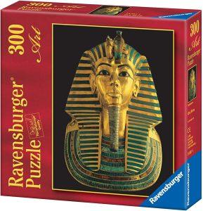 Los mejores puzzles de Egipto - Puzzle de 300 piezas de la máscara de Tutankamón