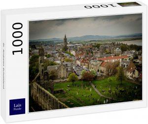 Los mejores puzzles de Escocia - Puzzle de 1000 piezas de St. Andrews en Escocia de Lais