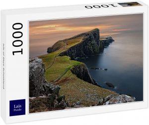 Los mejores puzzles de Escocia - Puzzle de 1000 piezas de la Isla de Skye 3 en Escocia de Lais