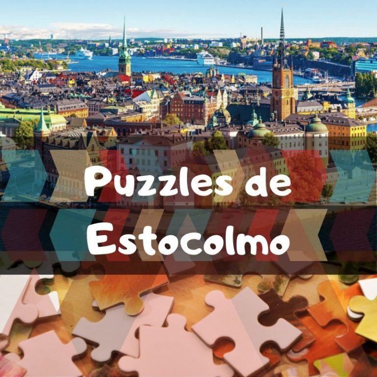 Los mejores puzzles de Estocolmo
