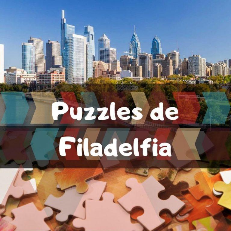 Los mejores puzzles de Filadelfia