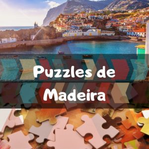 Los mejores puzzles de Funchal en Madeira - Puzzles de ciudades