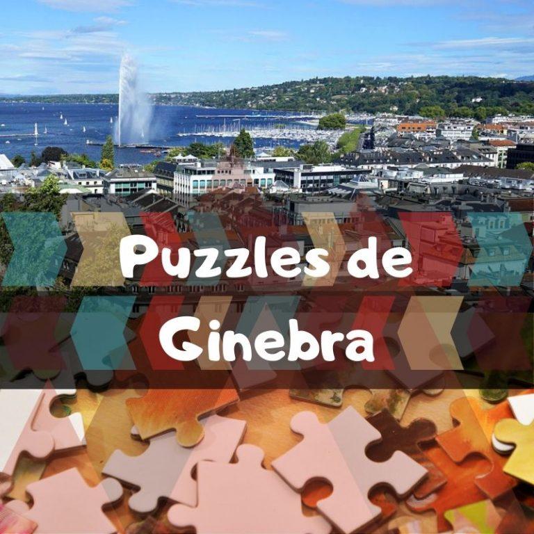 Los mejores puzzles de Ginebra