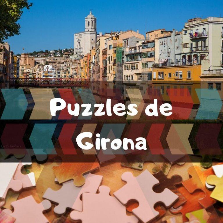 Los mejores puzzles de Girona