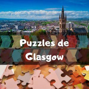Los mejores puzzles de Glasgow - Puzzles de ciudades