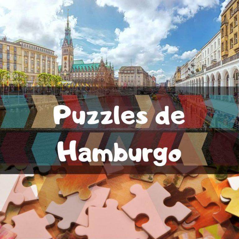 Los mejores puzzles de Hamburgo