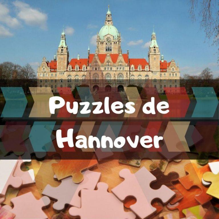 Los mejores puzzles de Hannover