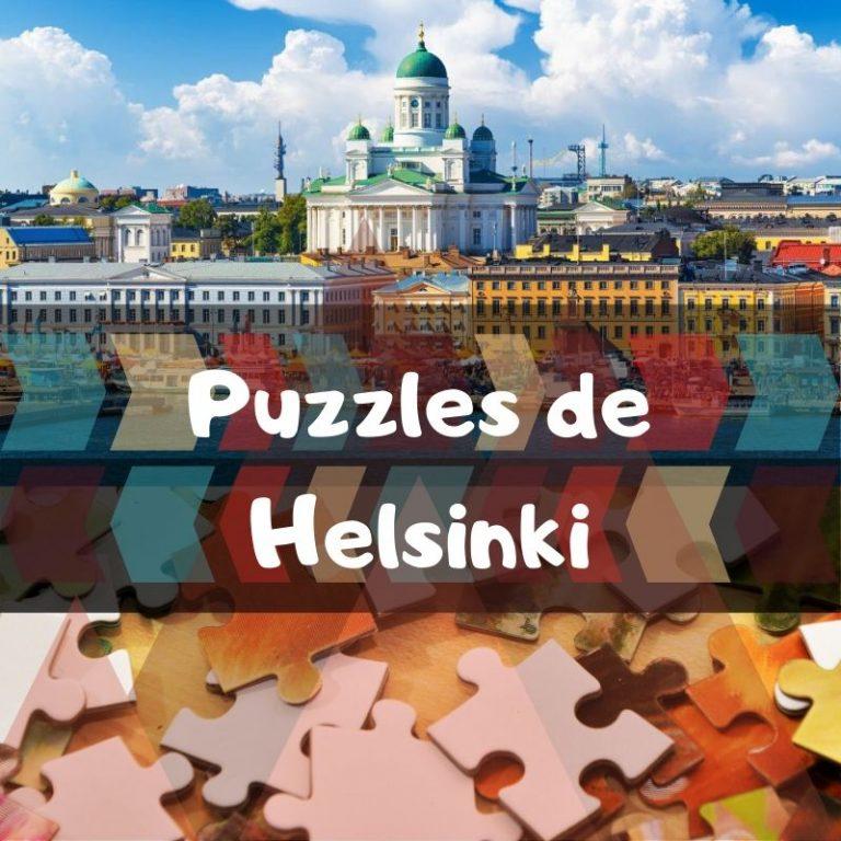 Los mejores puzzles de Helsinki
