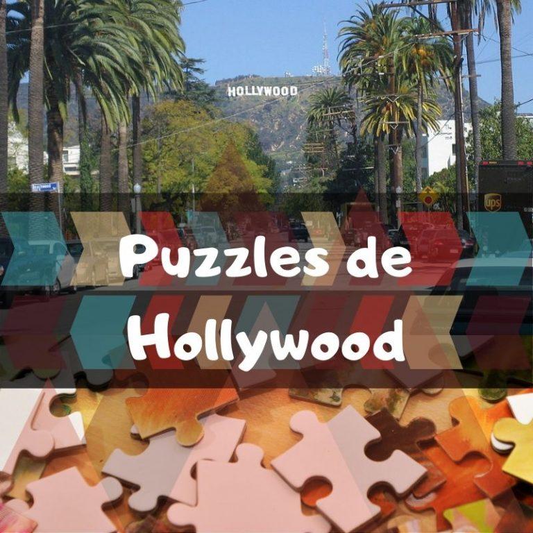 Los mejores puzzles de Hollywood