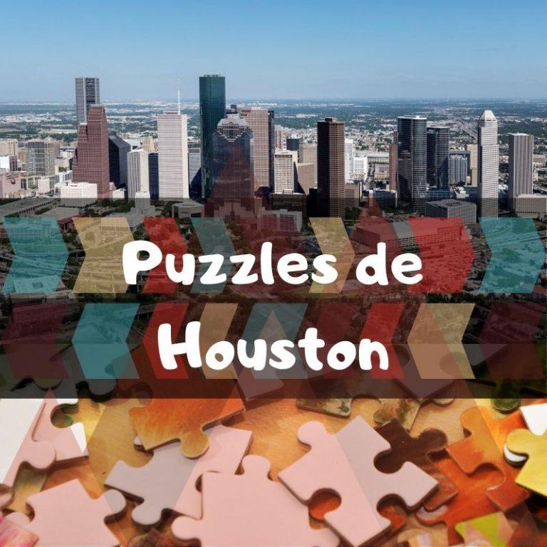 Los mejores puzzles de Houston