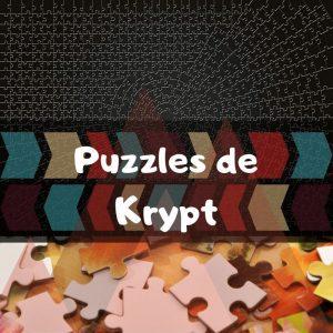 Los mejores puzzles de Krypt de Ravensburger