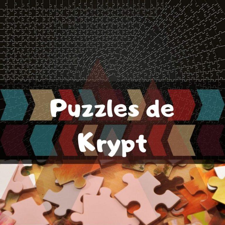 Lee más sobre el artículo Los mejores puzzles de Krypt de Ravensburger