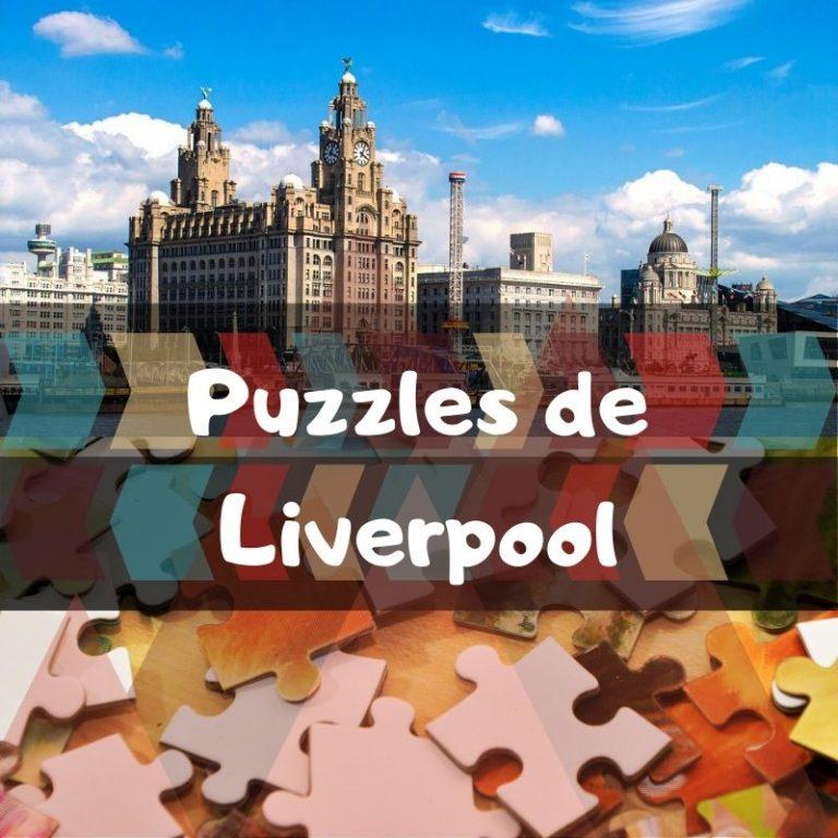 Los mejores puzzles de Liverpool