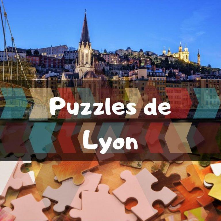 Los mejores puzzles de Lyon