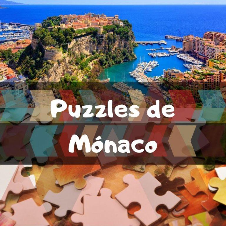 Los mejores puzzles de Mónaco