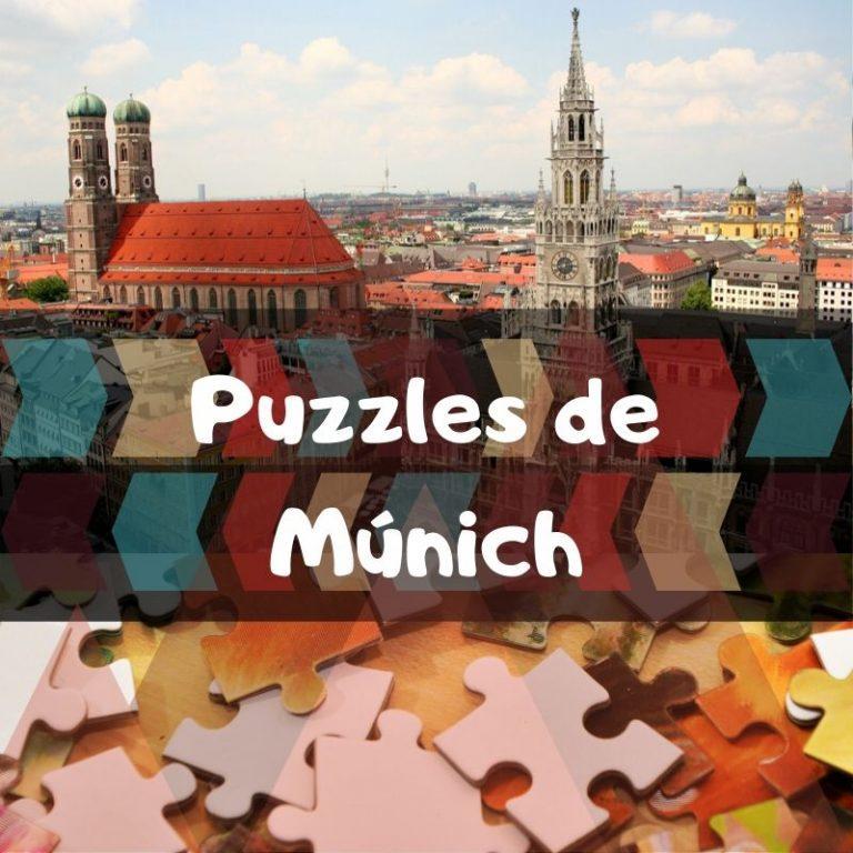 Los mejores puzzles de Múnich