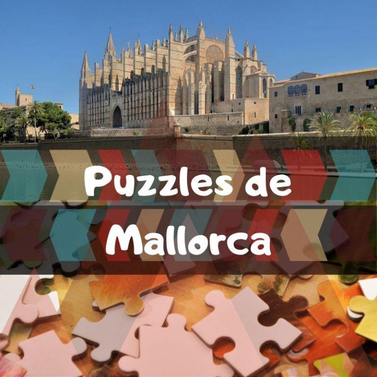 Los mejores puzzles de Mallorca