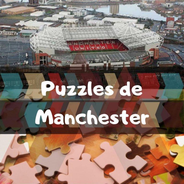 Los mejores puzzles de Manchester