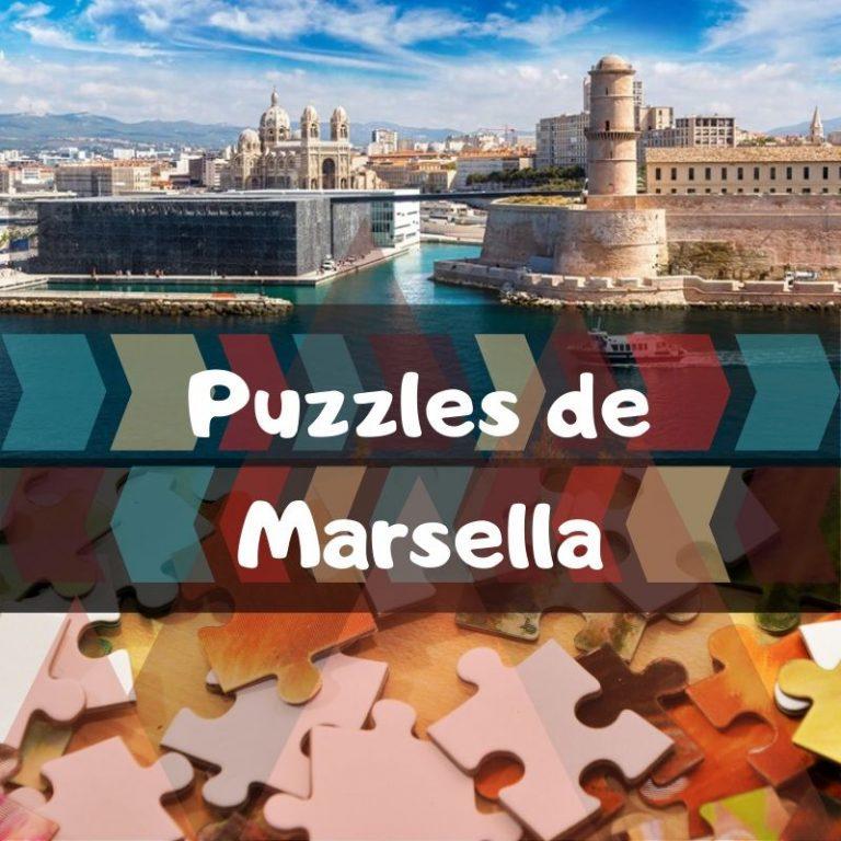 Los mejores puzzles de Marsella