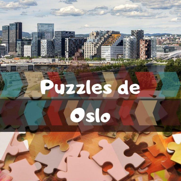 Los mejores puzzles de Oslo