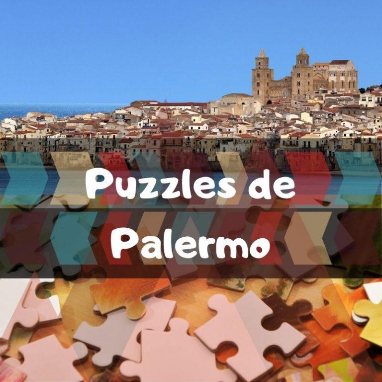 Los mejores puzzles de Palermo