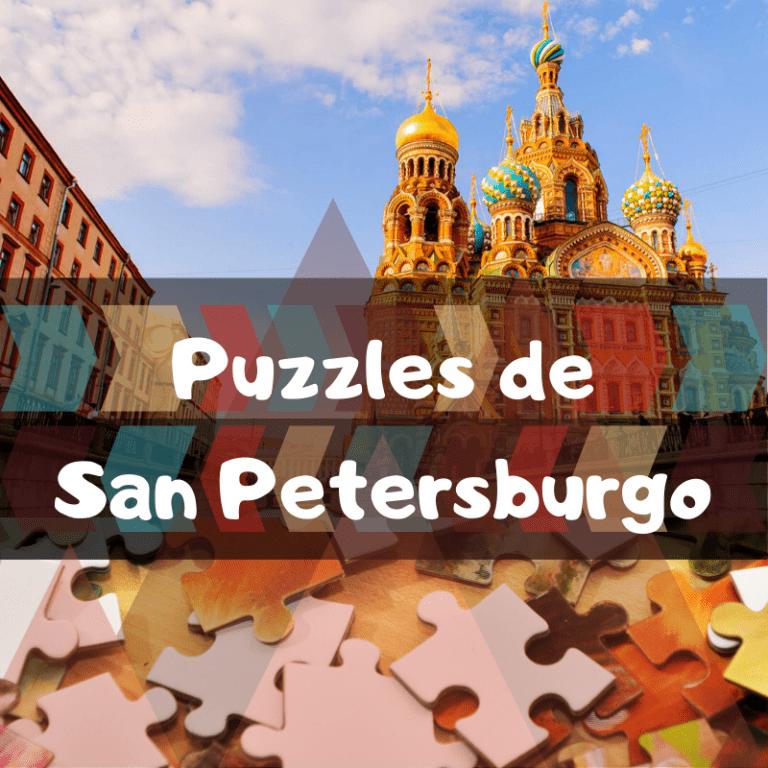 Los mejores puzzles de San Petersburgo