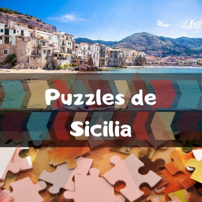 Los mejores puzzles de Sicilia