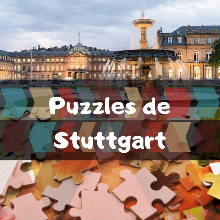 Los mejores puzzles de Stuttgart