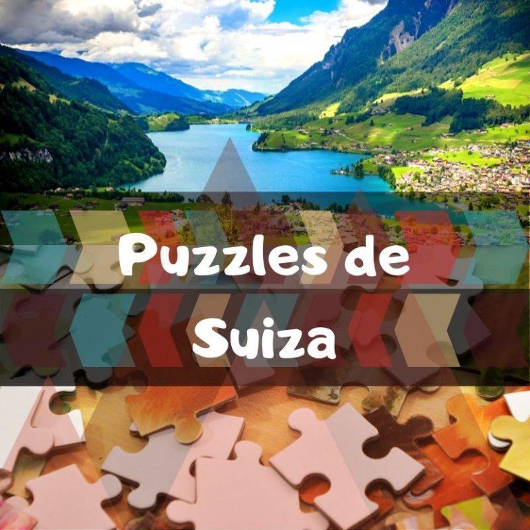 Los mejores puzzles de Suiza