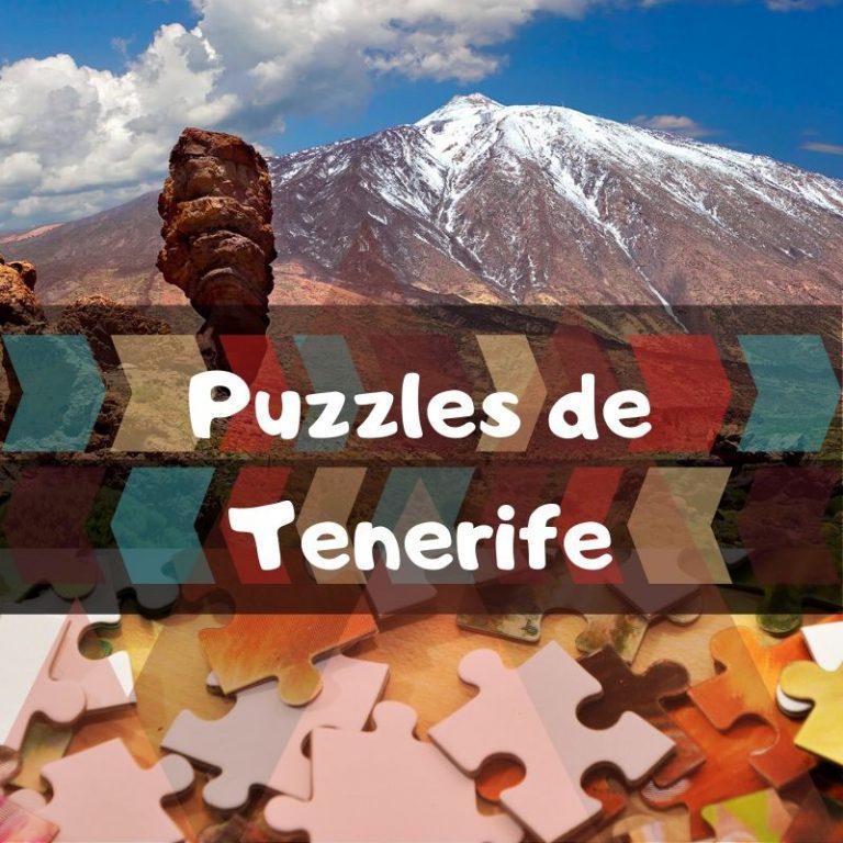Los mejores puzzles de Tenerife