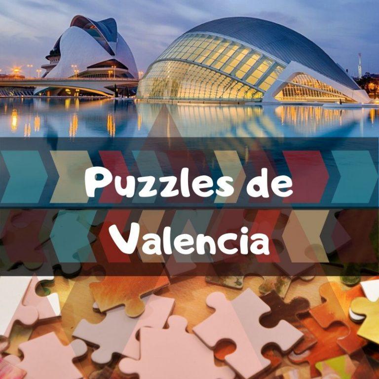 Los mejores puzzles de Valencia