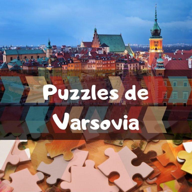 Los mejores puzzles de Varsovia