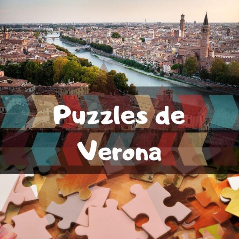 Los mejores puzzles de Verona