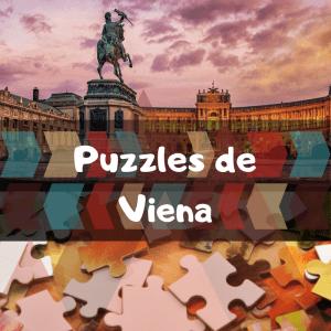 Los mejores puzzles de Viena - Puzzles de ciudades