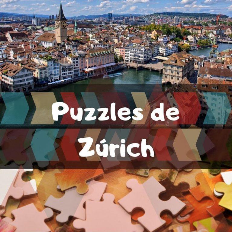 Los mejores puzzles de Zúrich