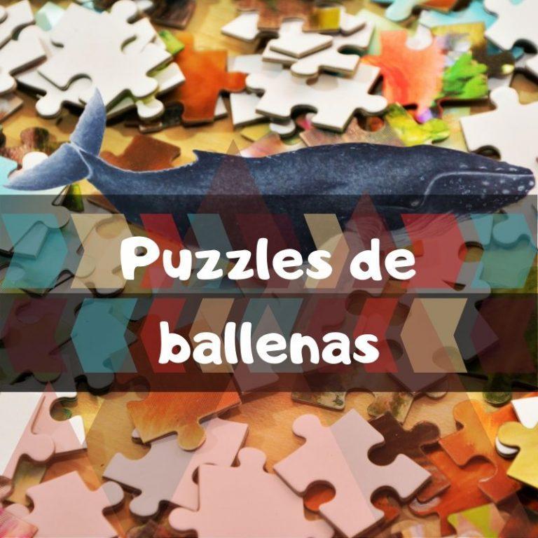 Los mejores puzzles de ballenas