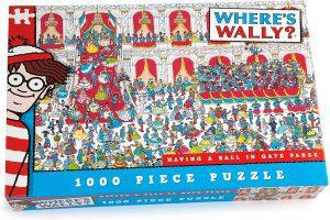 Los mejores puzzles de buscando a Wally - Puzzle de 1000 piezas de Buscando a Wally en París