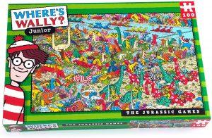 Los mejores puzzles de buscando a Wally - Puzzle de 1000 piezas de Buscando a Wally en el jurásico