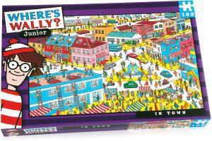 Los mejores puzzles de buscando a Wally - Puzzle de 1000 piezas de Buscando a Wally en el pueblo