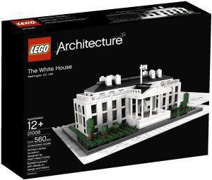Los mejores puzzles de la Casa Blanca - Puzzle de la Casa Blanca de LEGO