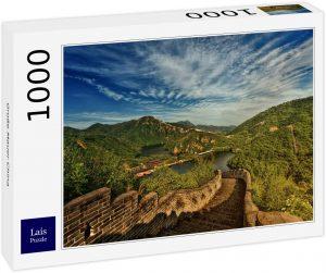 Los mejores puzzles de la Gran Muralla China - Puzzle de la Gran Muralla de 1000 piezas de calidad
